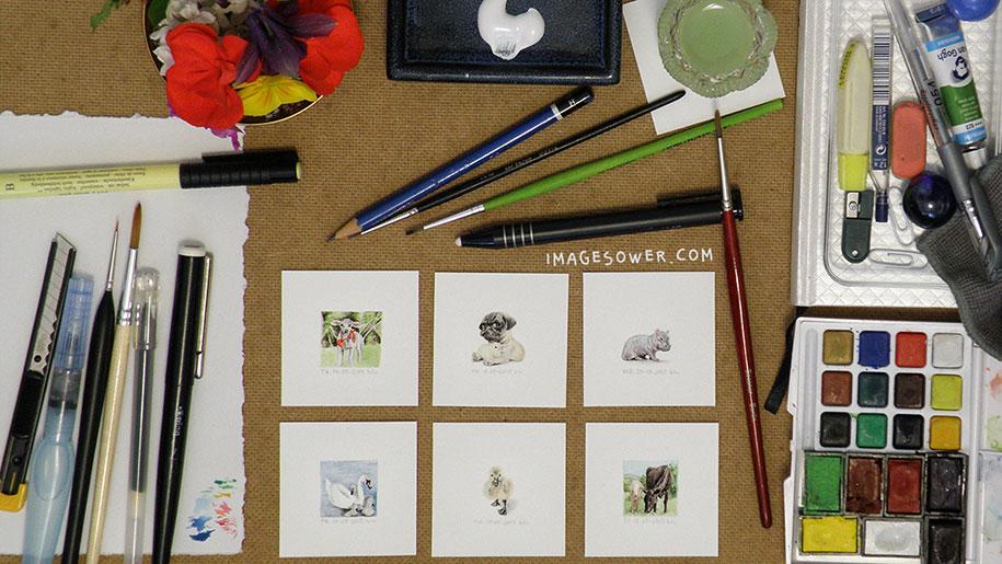 daily-instagram-inspired-art-drawings-tiny-spring-kasia-haldas-19