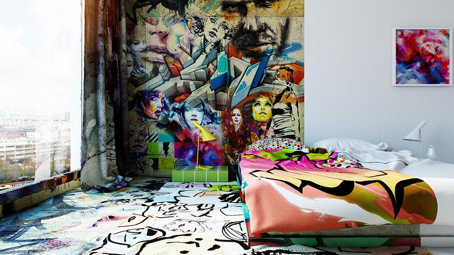 hotel-room-divided-half-graffiti-street-art-pavel-vetrov-ukraine-3
