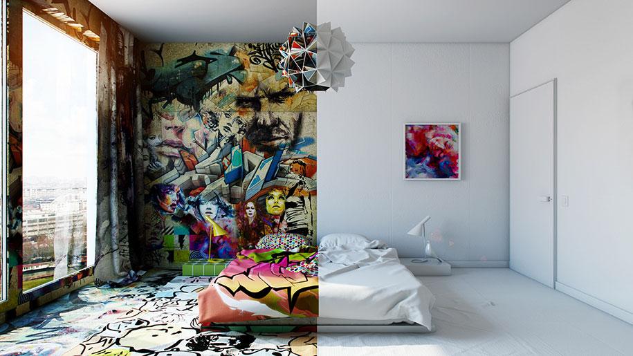 hotel-room-divided-half-graffiti-street-art-pavel-vetrov-ukraine-4