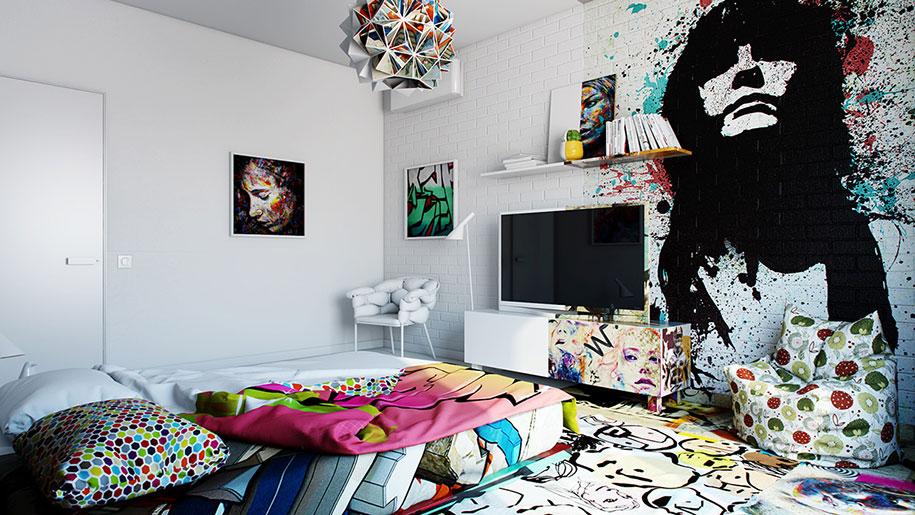 hotel-room-divided-half-graffiti-street-art-pavel-vetrov-ukraine-5