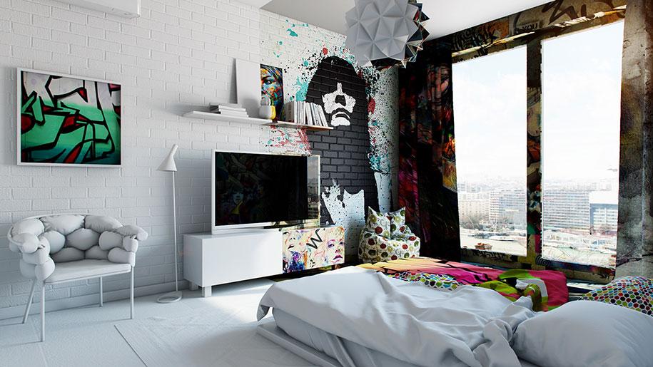 hotel-room-divided-half-graffiti-street-art-pavel-vetrov-ukraine-6
