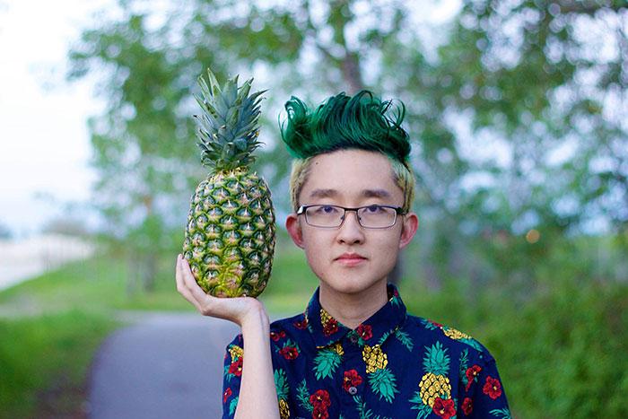 lost-bet-pineapple-funny-haircut-hansel-qiu-2