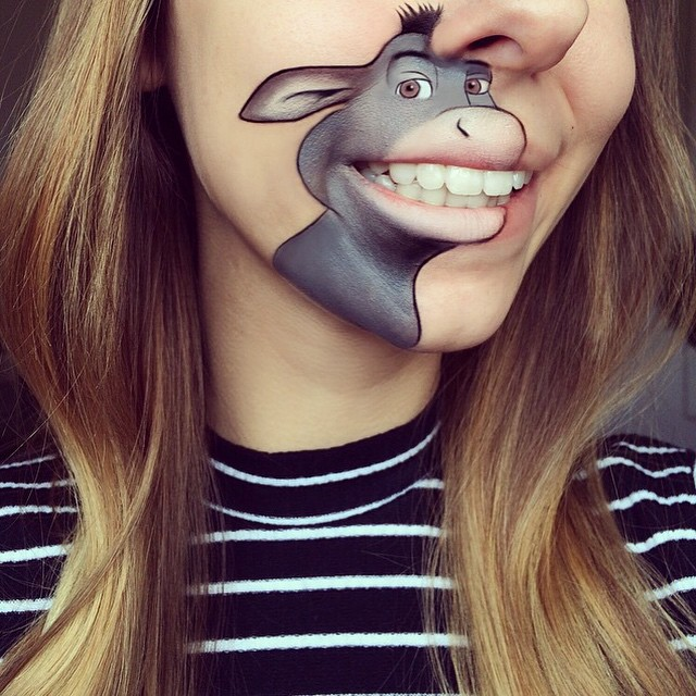 Lips Become Cartoons In New Lip Art By Laura Jenkinson