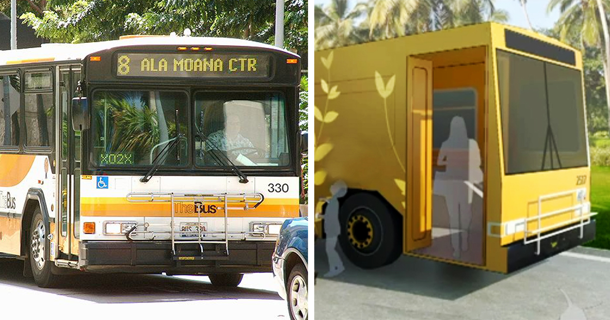 Old City Buses Will Be Turned Into Mobile Homeless