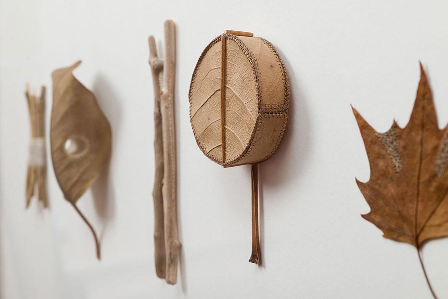 natural-art-leaves-crocheted-leaf-sculptures-susanna-bauer-1