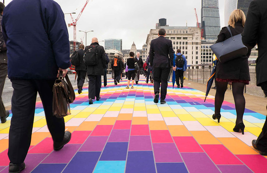 rainbow-london-bridge-love-mondays-spark-your-city-6