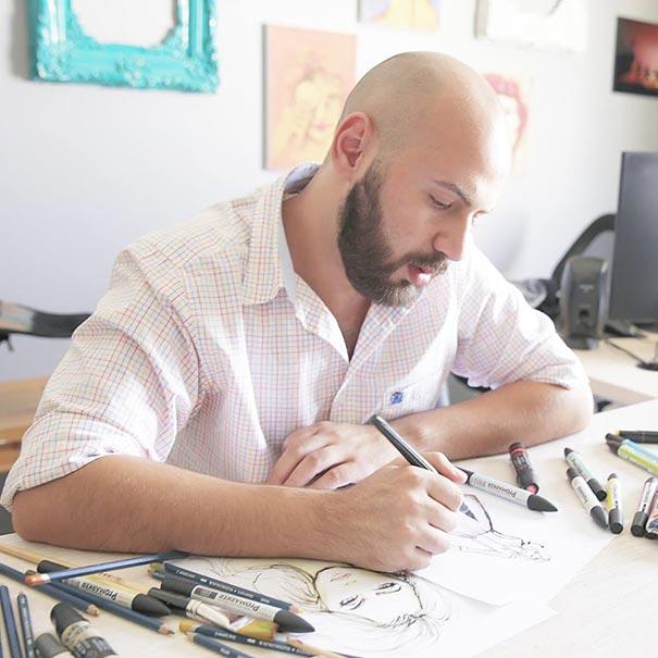 sketch-paper-cutout-art-fashion-design-architecture-shamekh-bluwi-1