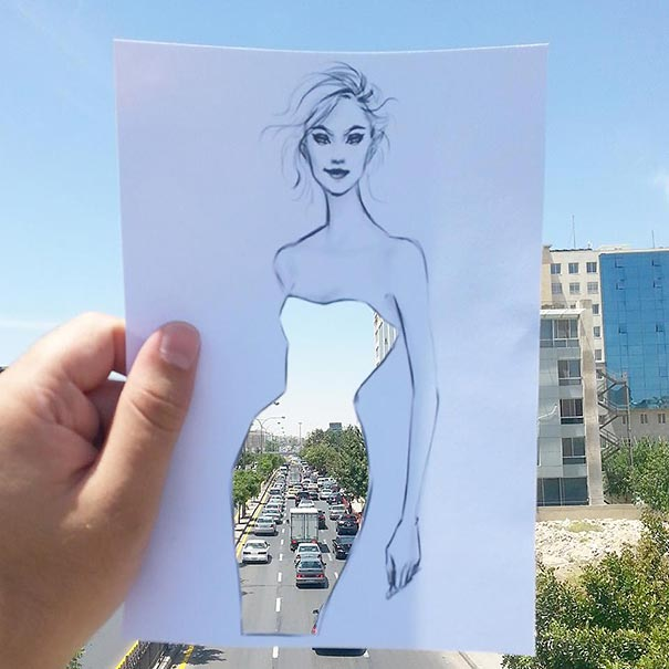 sketch-paper-cutout-art-fashion-design-architecture-shamekh-bluwi-2