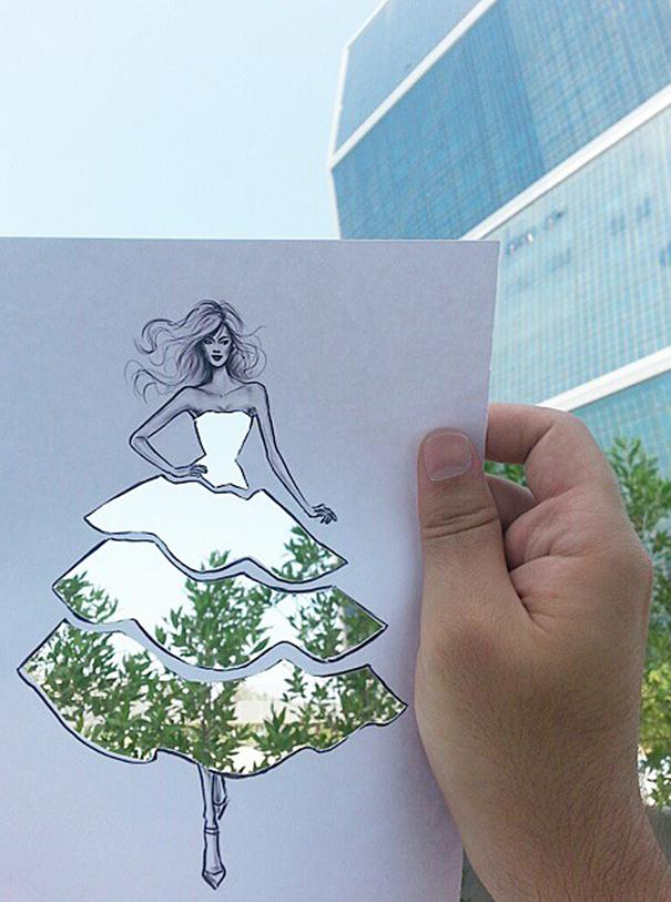 sketch-paper-cutout-art-fashion-design-architecture-shamekh-bluwi-4