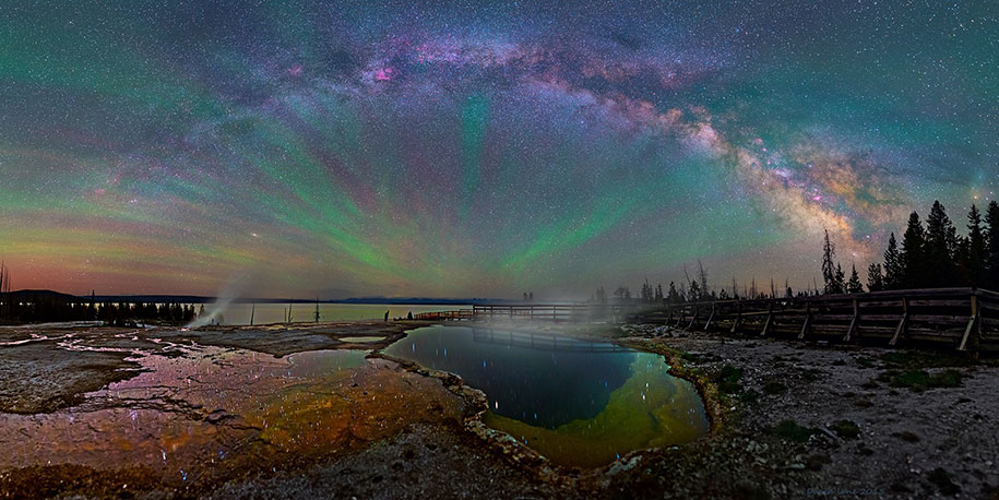 colorful-milky-way-photographs-yellowstone-park-david-lane-3
