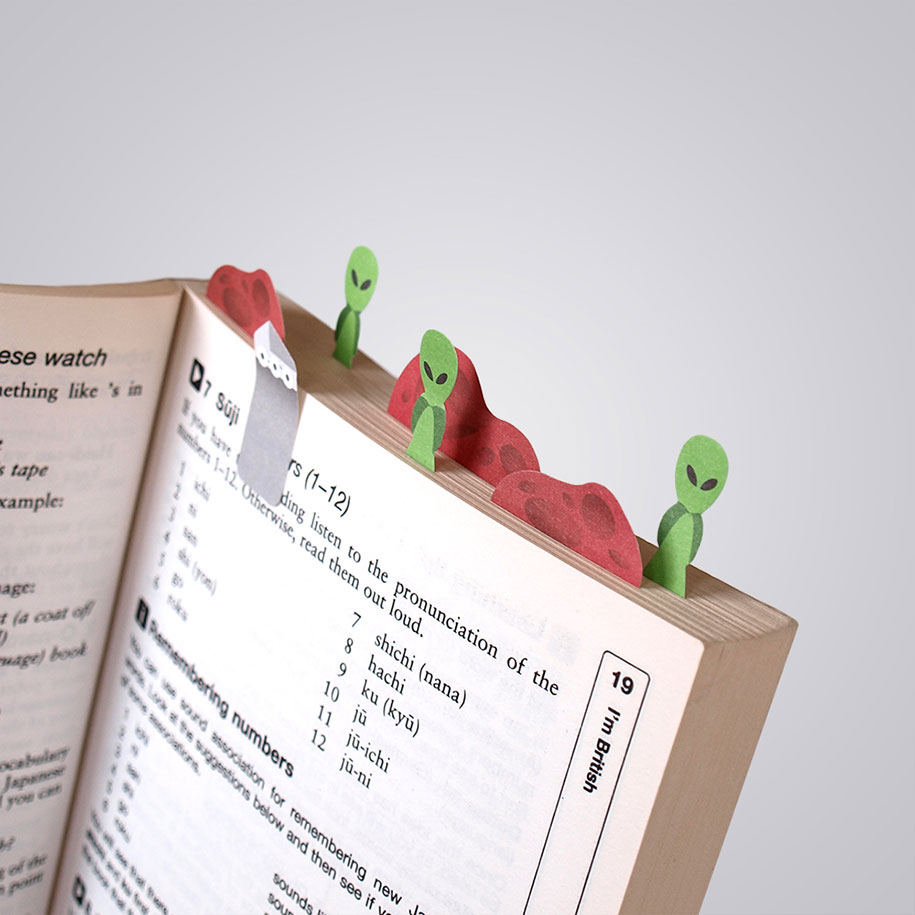 cute-funny-book-sticky-page-markers-duncan-shotton-6