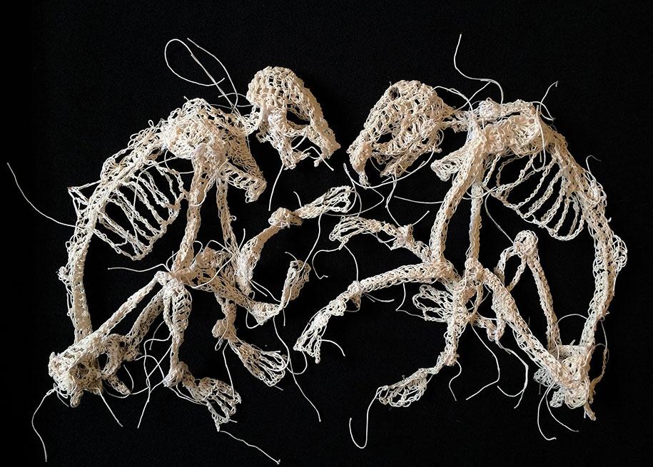 disturbing-crocheted-yarn-glue-animal-skeletons-caitlin-mccormack-7