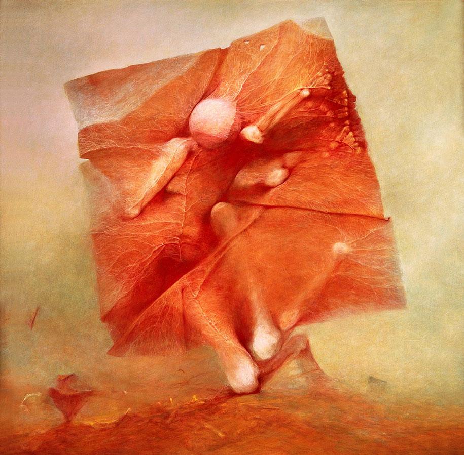gothic-dystopian-postapocalyptic-surreal-paintings-zdzisław-beksinski-12