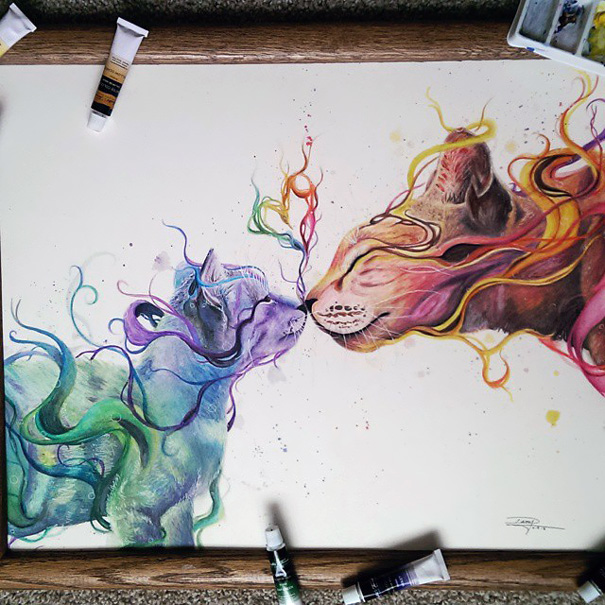 realistic-watercolor-paintings-pencil-coloring-dany-lizeth-3