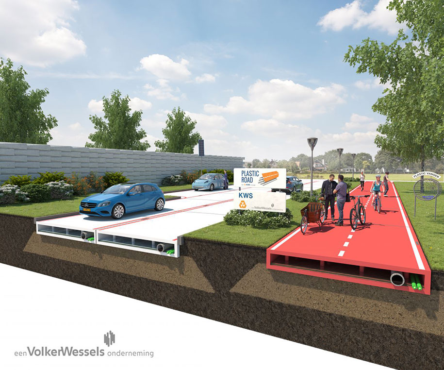 recycled-ocean-plastic-waste-road-plasticroad-volkerwessels-netherlands-1