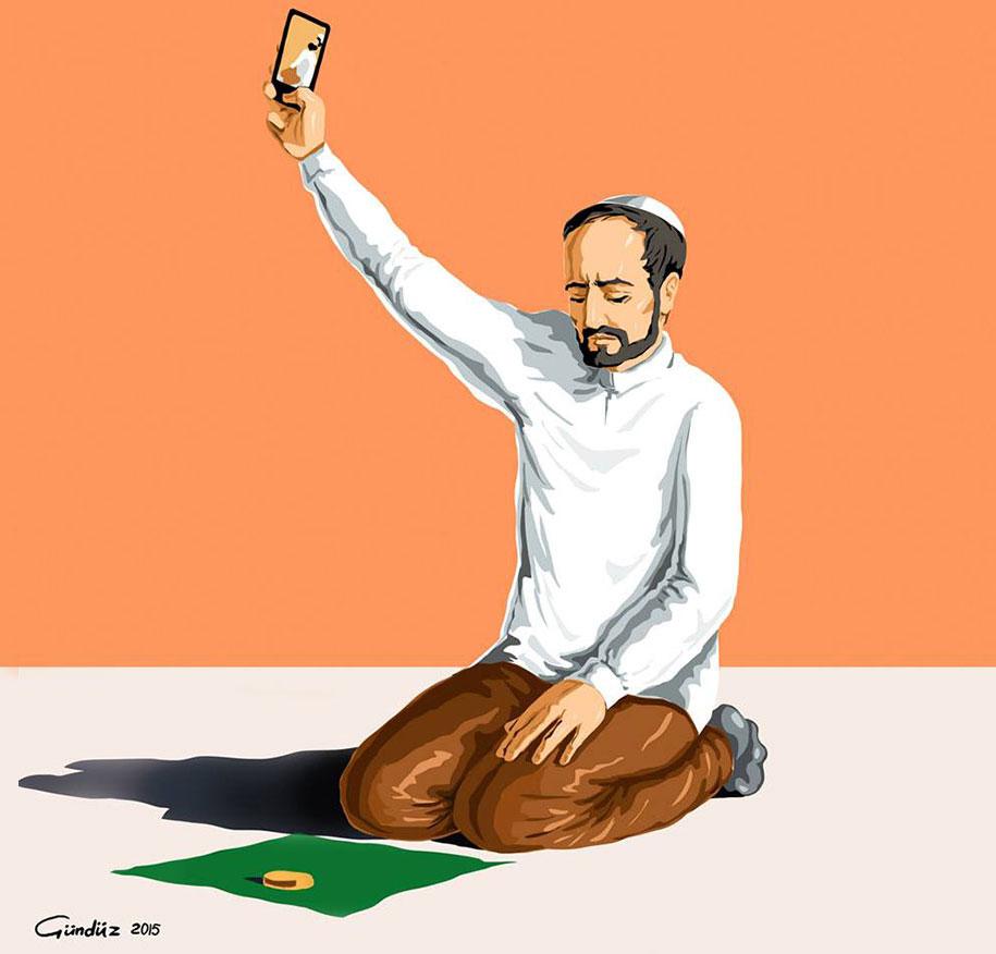 religious-satire-holy-selfie-gunduz-agayev-azerbaijan-6
