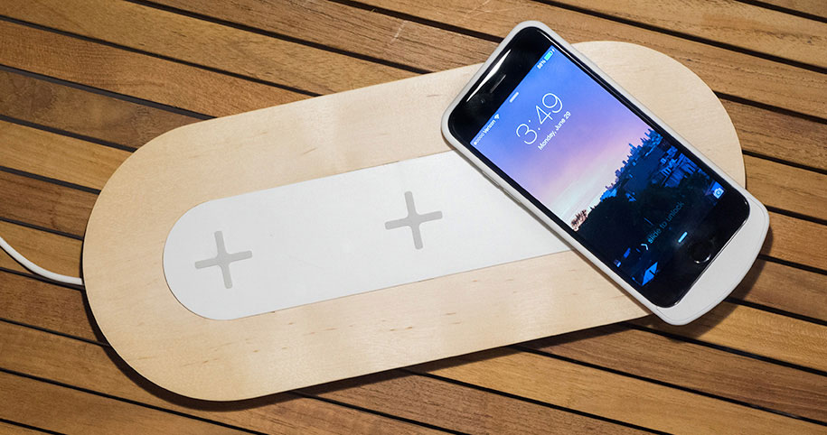 Ikea S Wireless Charging Furniture Brings The Future To