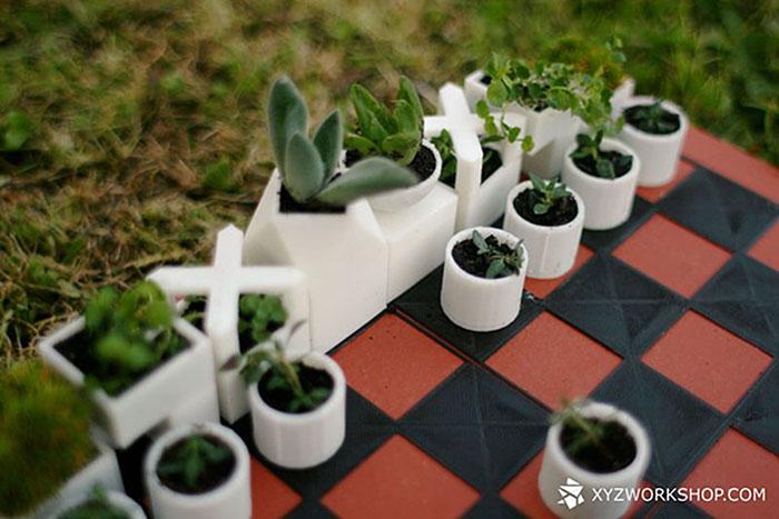 3D-printed-planter-pot-chess-set-kae-woei-lim-elena-low-xyzworkshop-20