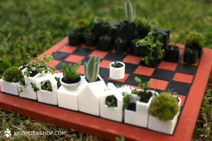 3D-printed-planter-pot-chess-set-kae-woei-lim-elena-low-xyzworkshop-23