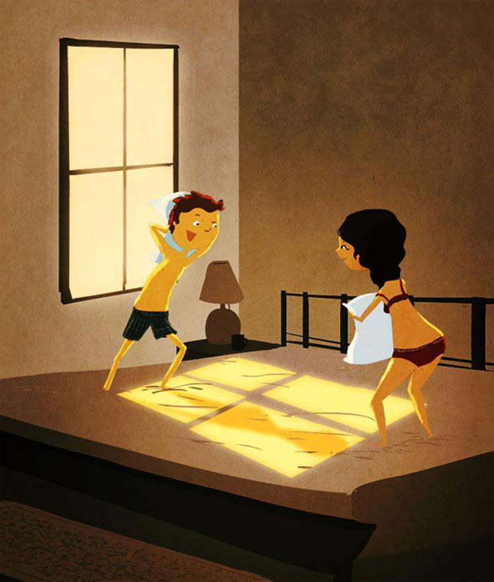 couple-everyday-love-art-illustrations-nidhi-chanani-25