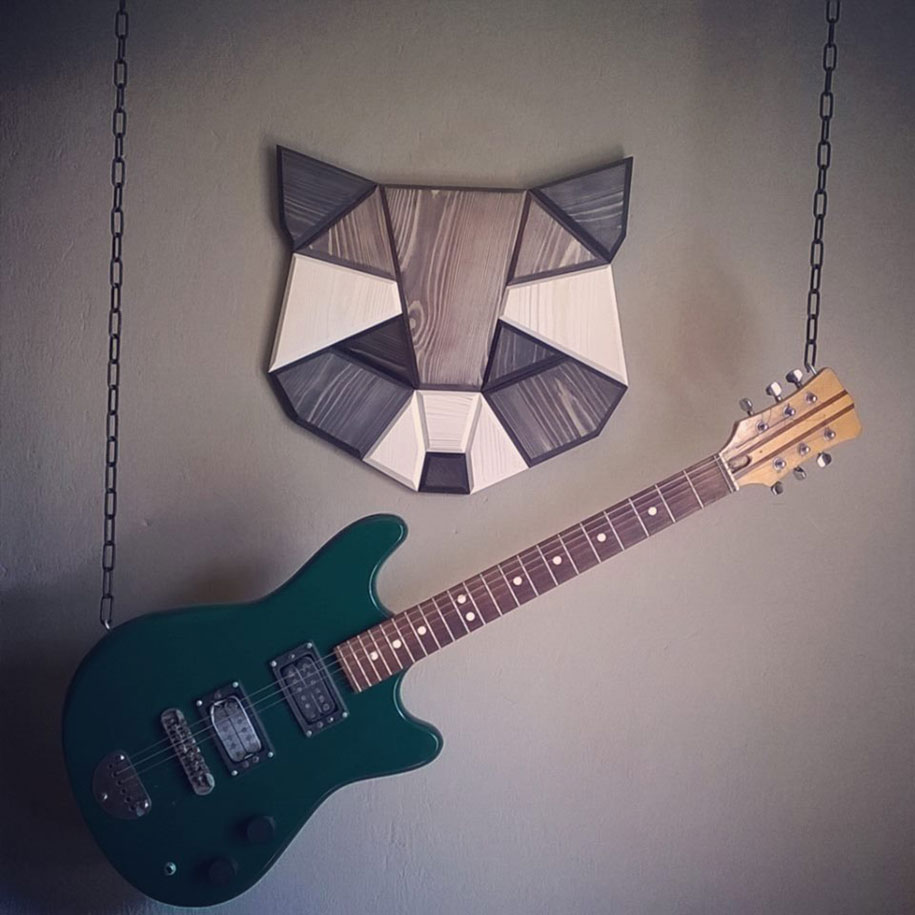geometric-polygon-wooden-animal-heads-tomasz-ciurka-poland-1