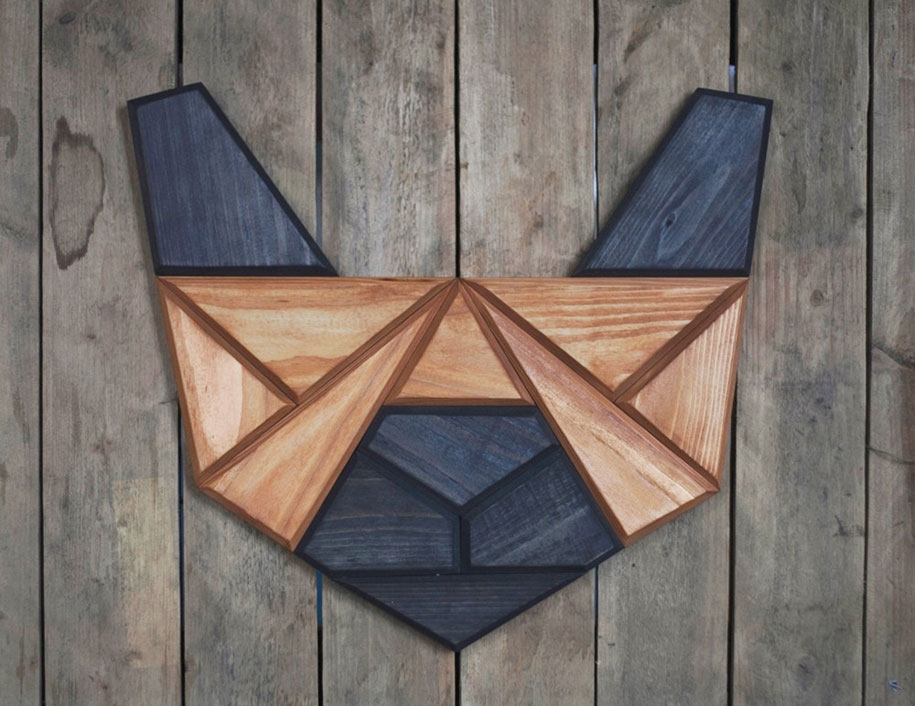 geometric-polygon-wooden-animal-heads-tomasz-ciurka-poland-8