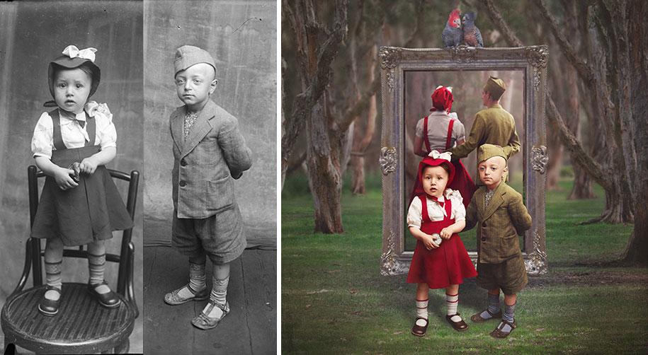 glass-plate-photo-manipulations-dancing-costica-jane-long-1
