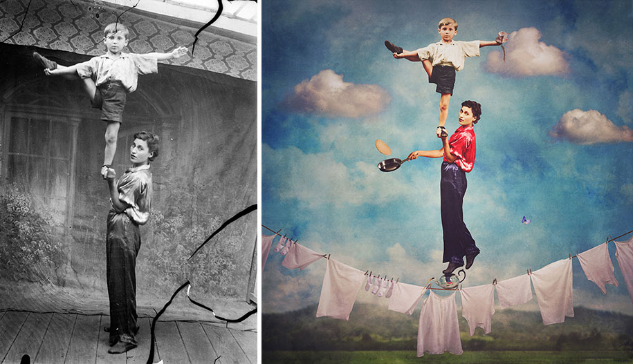 glass-plate-photo-manipulations-dancing-costica-jane-long-7