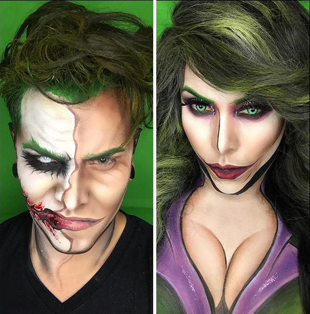 make-up-body-paint-comic-book-superhero-cosplay-argenis-pinal-10