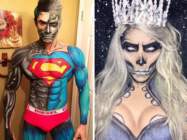 make-up-body-paint-comic-book-superhero-cosplay-argenis-pinal-7