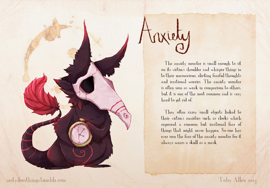 mental-illnesses-disorders-drawn-real-monsters-toby-allen-10