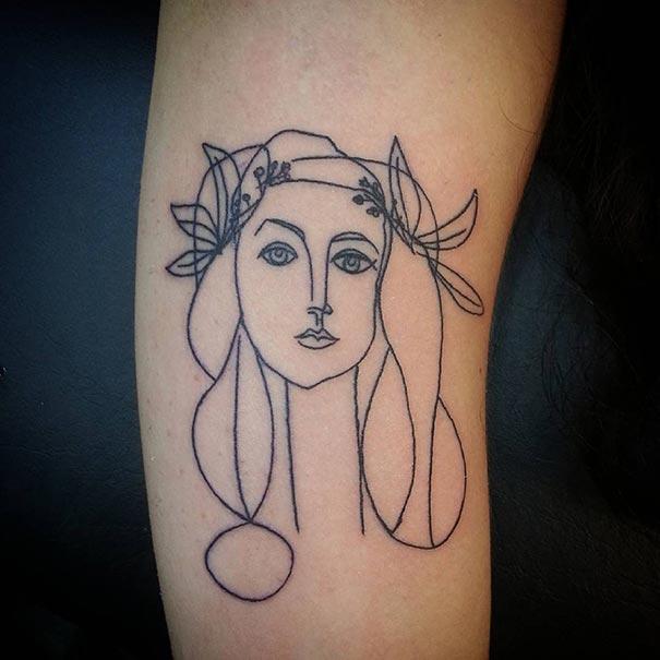 minimalist-art-picasso-tattoos12