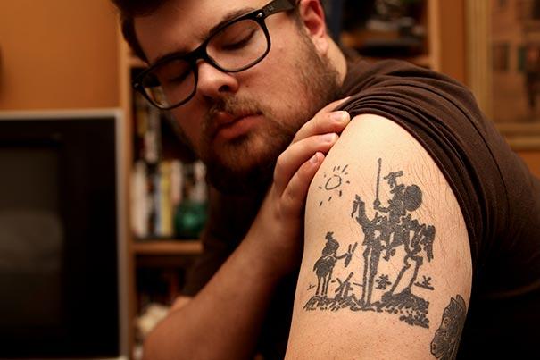 minimalist-art-picasso-tattoos19