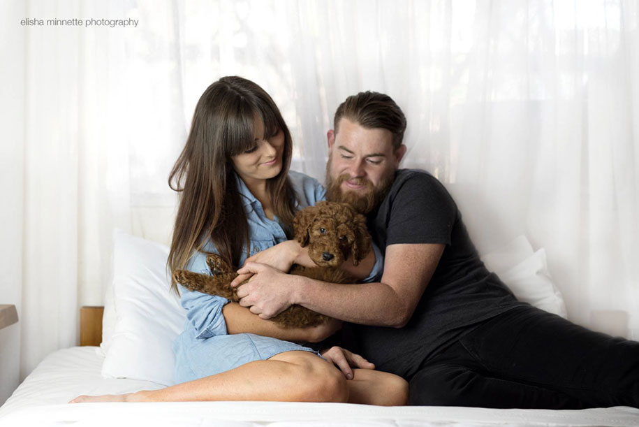 tired-baby-questions-dog-newborn-photoshoot-elisha-minnette-photography-2