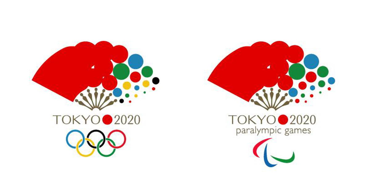 Newly Designed Logo For 2020 Tokyo Olympics Emblem Gains