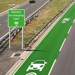 Britain To Test Roads That Charge Electric Cars While They Drive