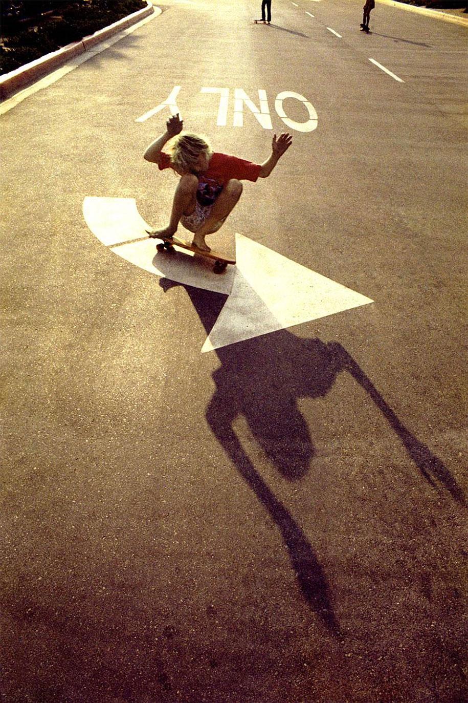 San Fernando Dodge >> Skateboarders In 1970's California Captured By Hugh Holland