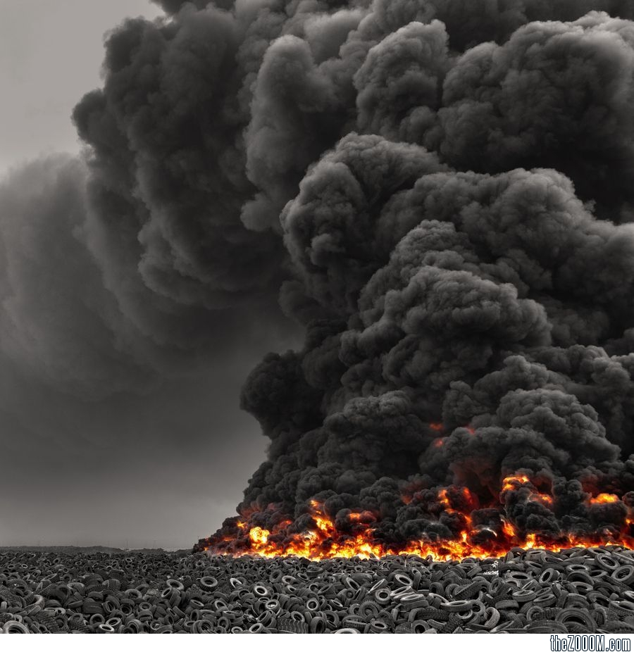 all types of pollution images