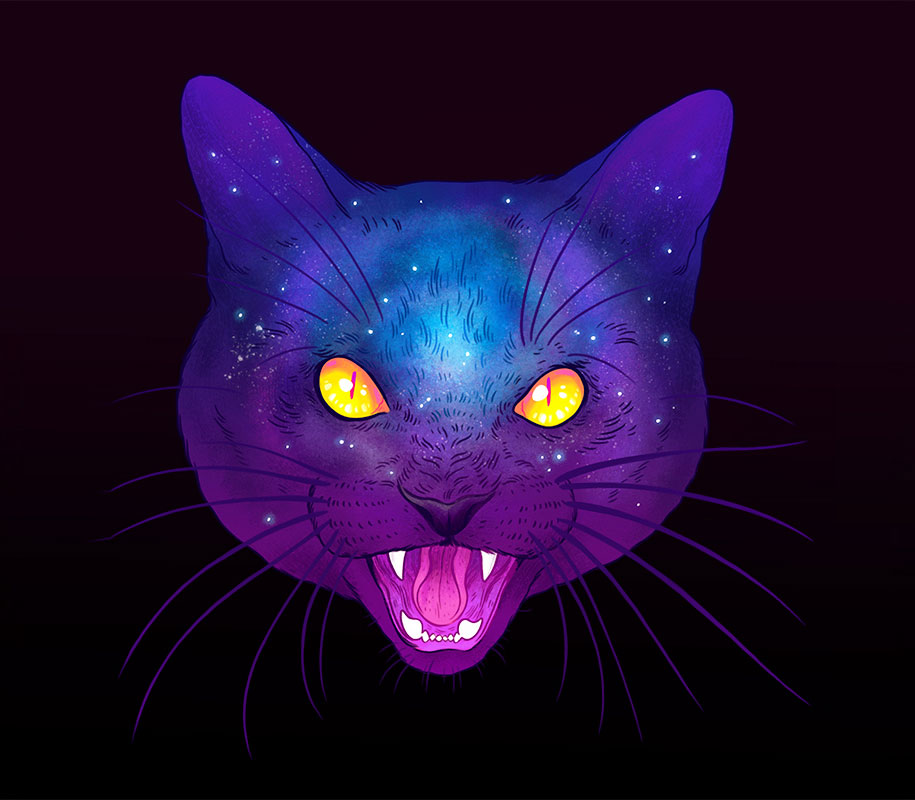 colorful-space-felines-galactic-cats-jen-bartel-8