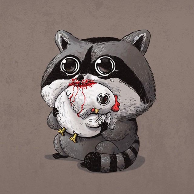 cute-gruesome-animal-drawings-predator-prey-alex-solis-alexmdc-15