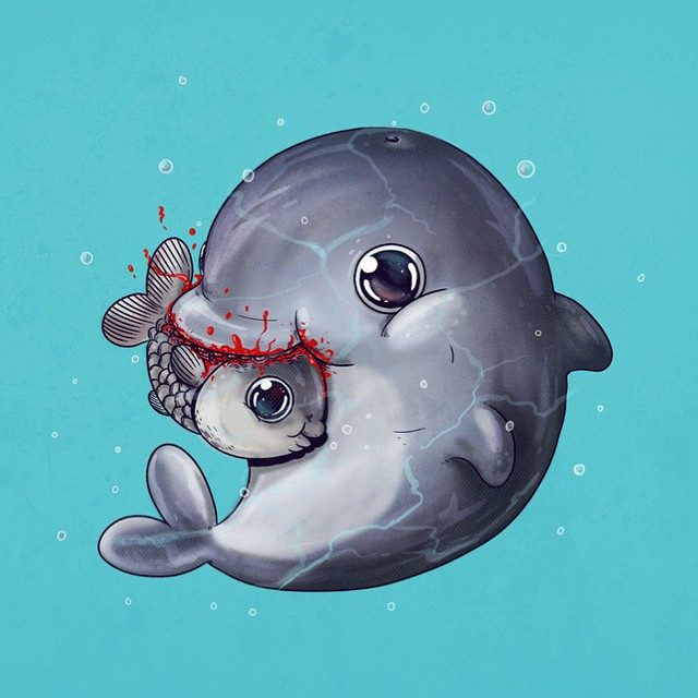 cute-gruesome-animal-drawings-predator-prey-alex-solis-alexmdc-16