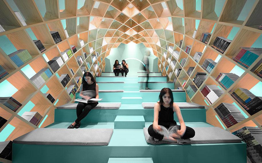 domed-bookshelf-conarte-library-moterrey-anagrama-mexico-2