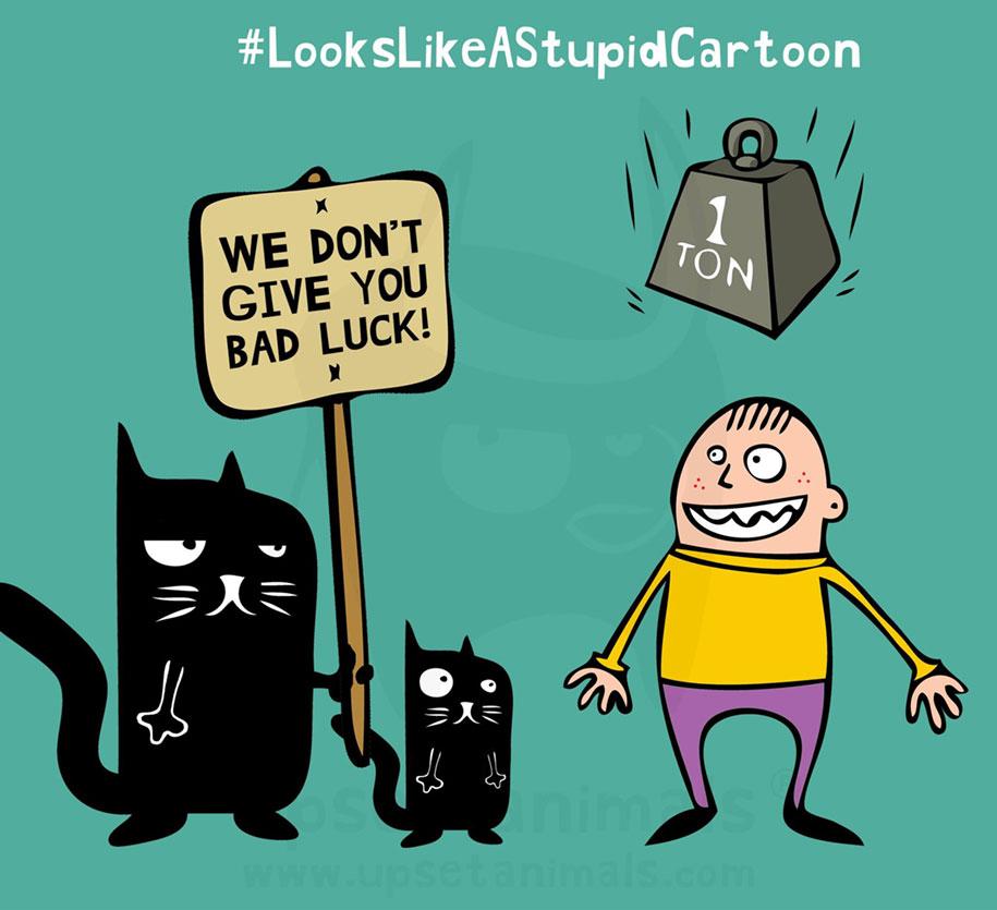 funny-problems-illustration-upset-animals-ricardo-cabrita-5