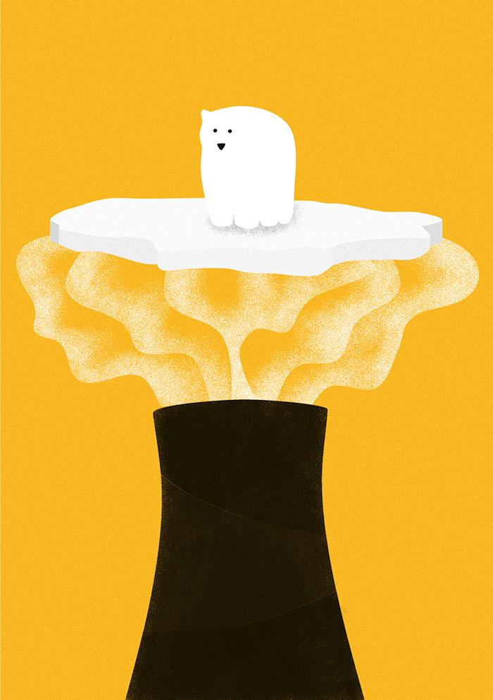 minimalistic-illustrations-daily-habits-killing-our-planet-egle-plytnikaite-lithuania-4