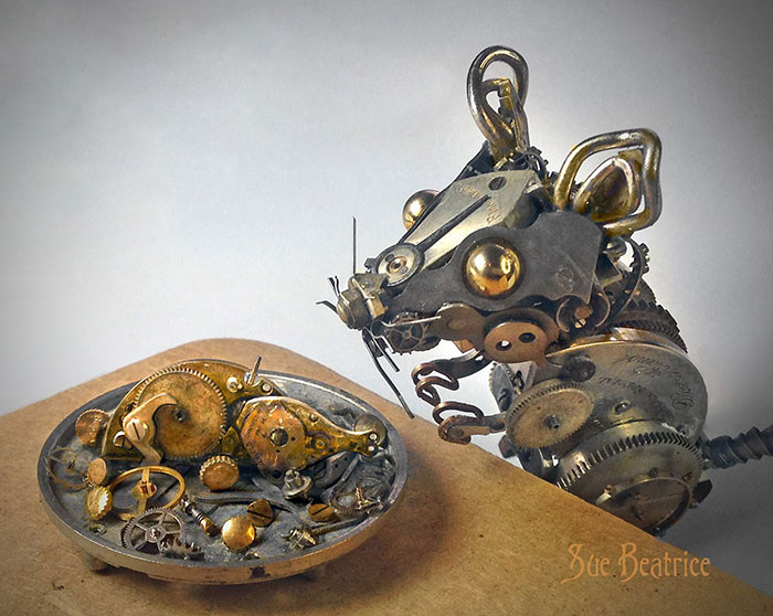 recycled-old-vintage-clock-parts-steampunk-sculpture-susan-beatrice-1
