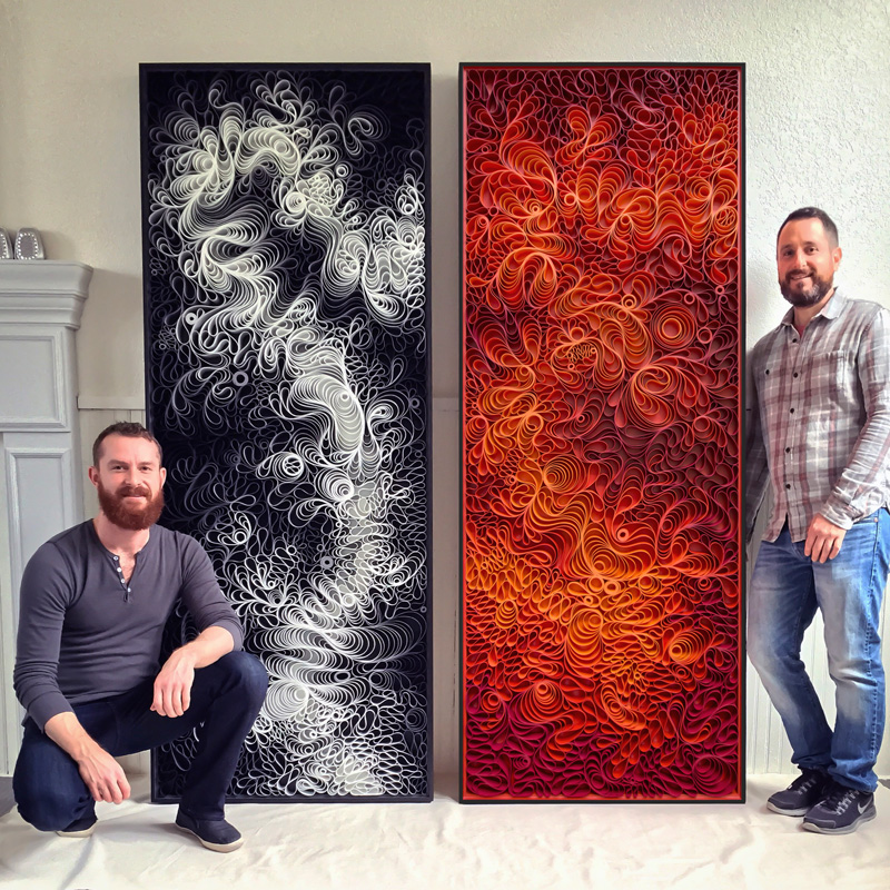 sculptural-painting-quilling-canvas-on-edge-stallman-15