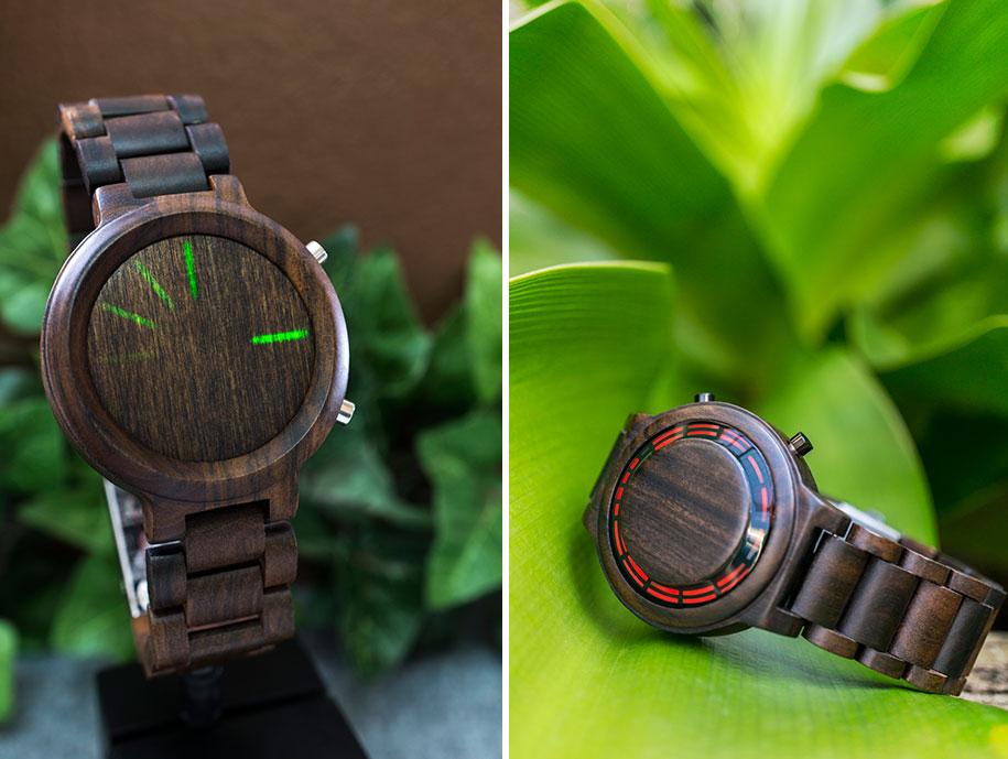 wooden-smart-watches-kisai-link-tokyo-flash-99
