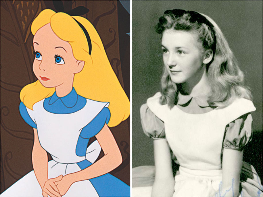 alice-in-wonderland-behind-the-scenes-animators-kathryn-beaumont-666