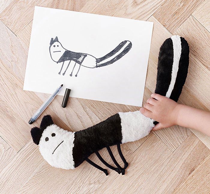 children-drawing-plushies-charity-soft-toys-education-ikea-4