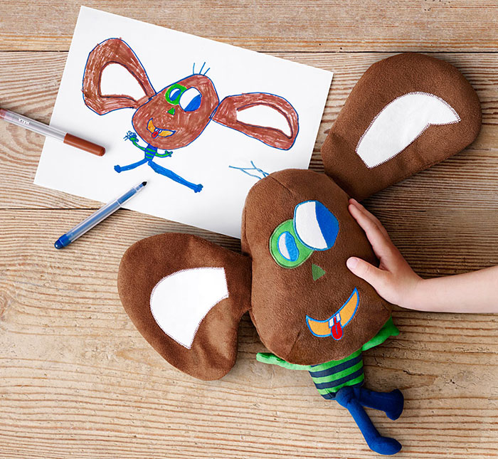 children-drawing-plushies-charity-soft-toys-education-ikea-5